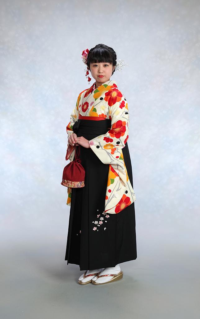 卒業袴NO.3