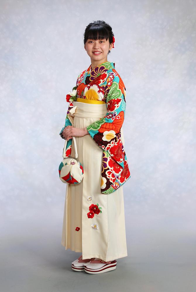 卒業袴NO.1